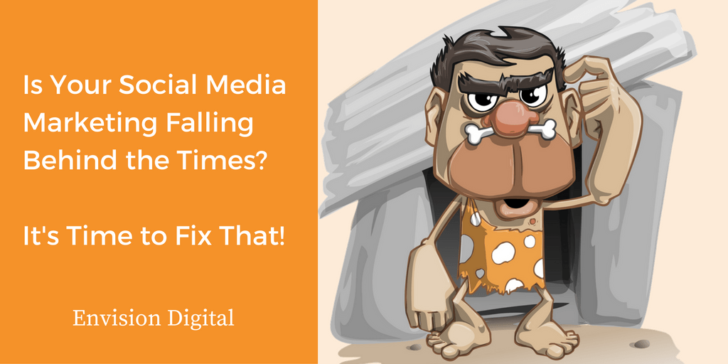 4 Tips For Getting Your Business Out of the Stone Age and Onto Social Media