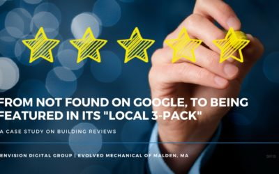 How We Got Our Malden, MA Client into Google's Local 3-Pack