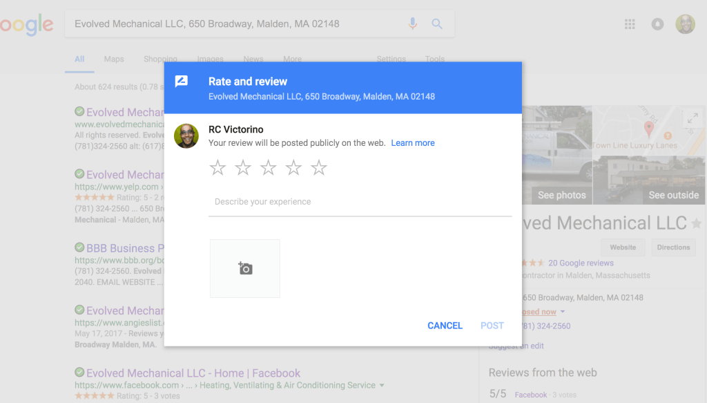 get more google reviews for your small business