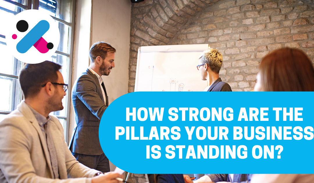 How Strong are the Pillars Your Business is Standing On?