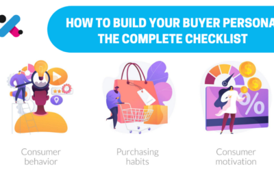 How To Build Your Buyer Persona: The Complete Checklist