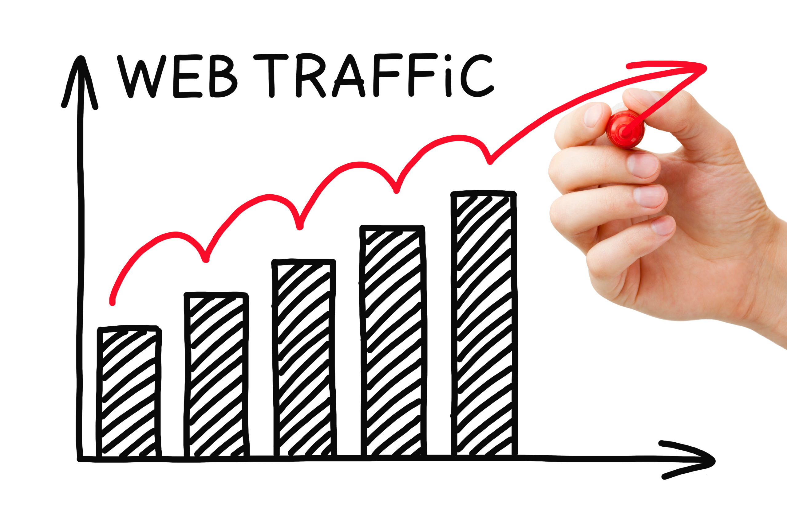 website traffic growth for lawyers