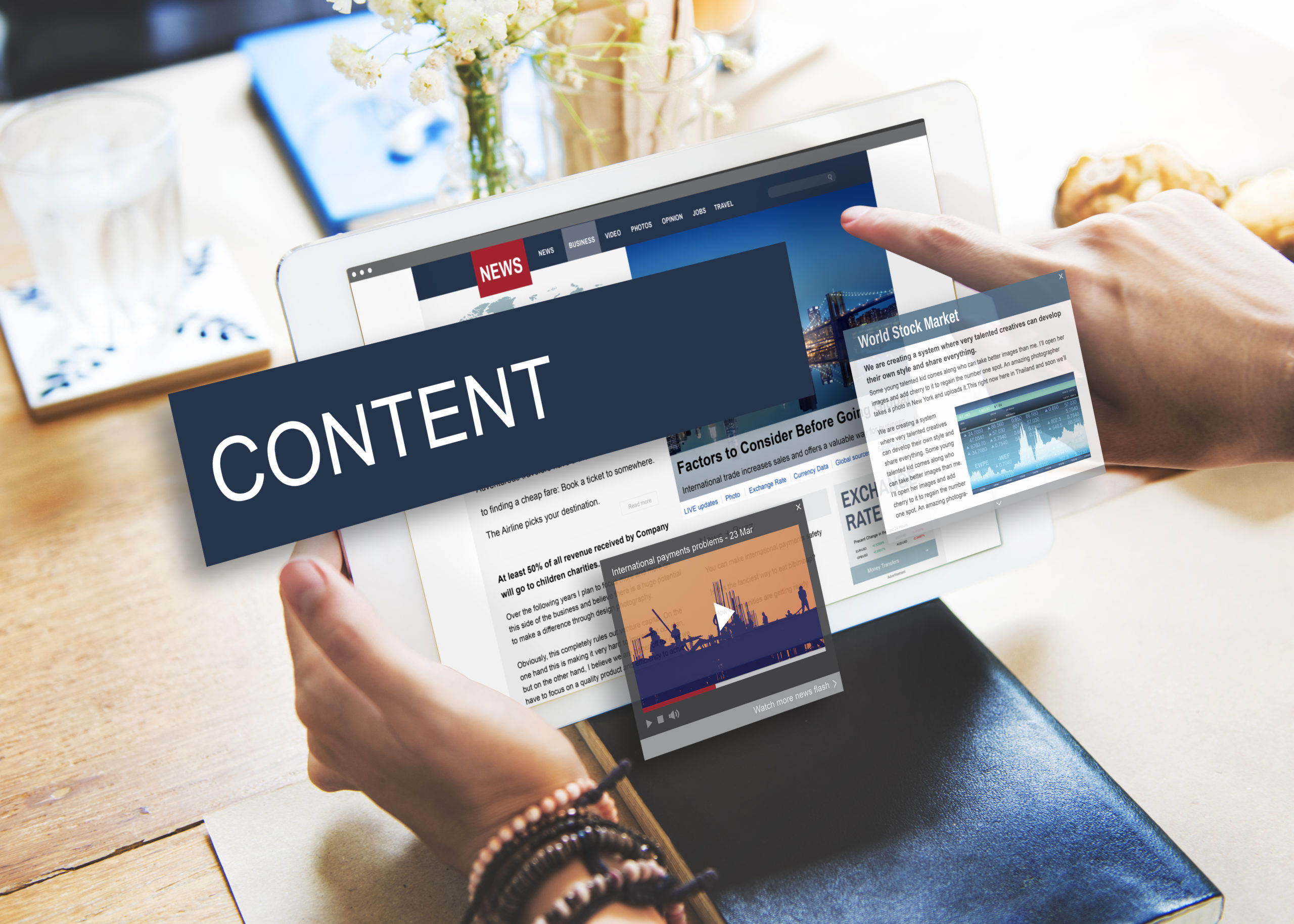content marketing for lawyers can help you build your client pool